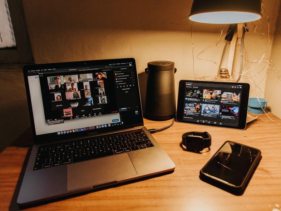 Virtual hangouts do the job